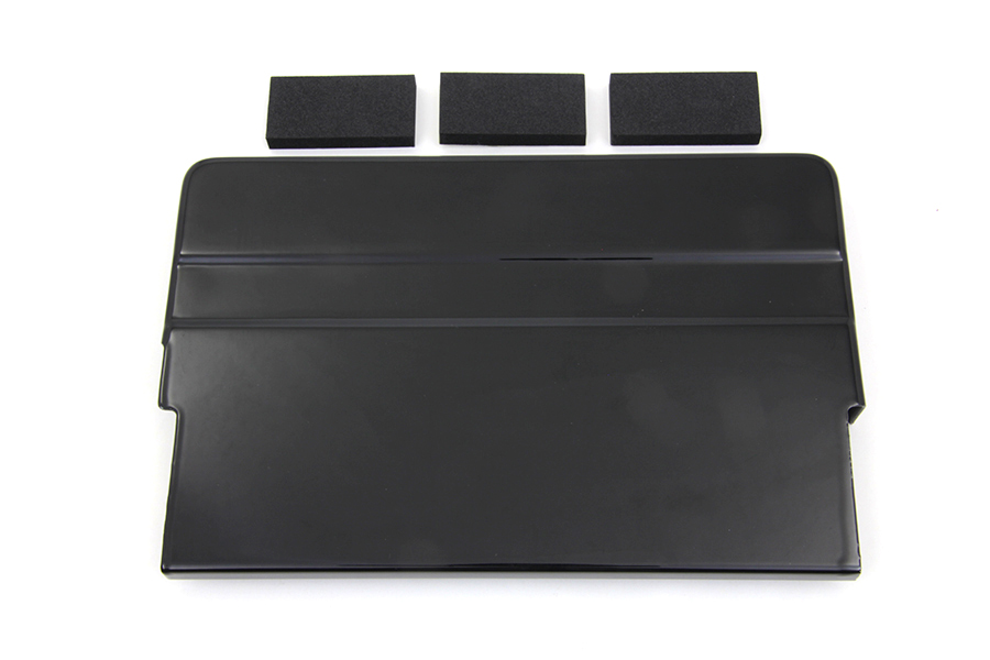 Black Battery Top Cover
