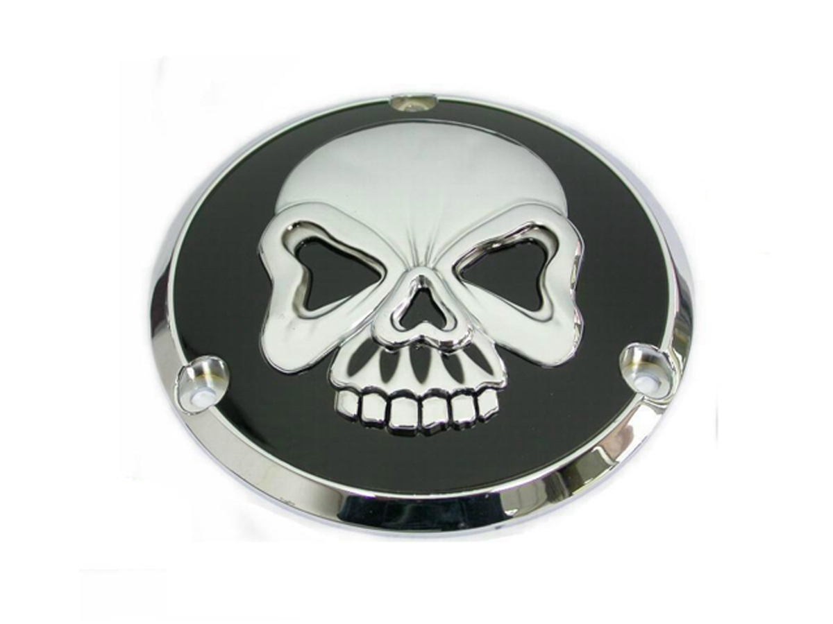 Skull Design Ignition System Cover