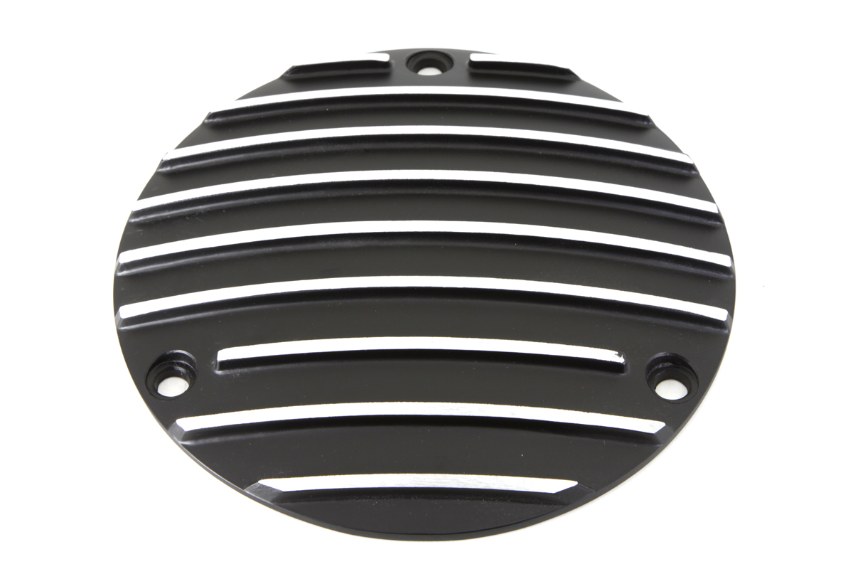 Finned Derby Cover Black