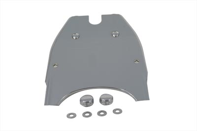*UPDATE Chrome Oil Tank and Battery Frame Cover