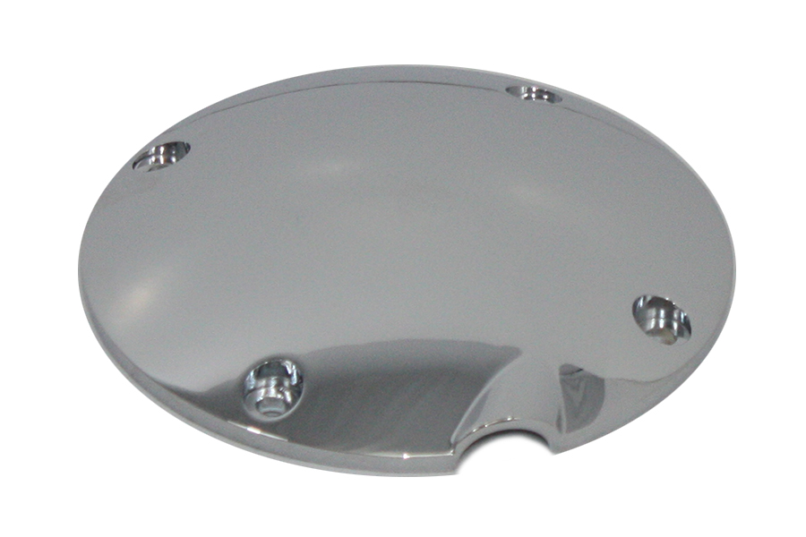 Clutch Inspection Cover Chrome