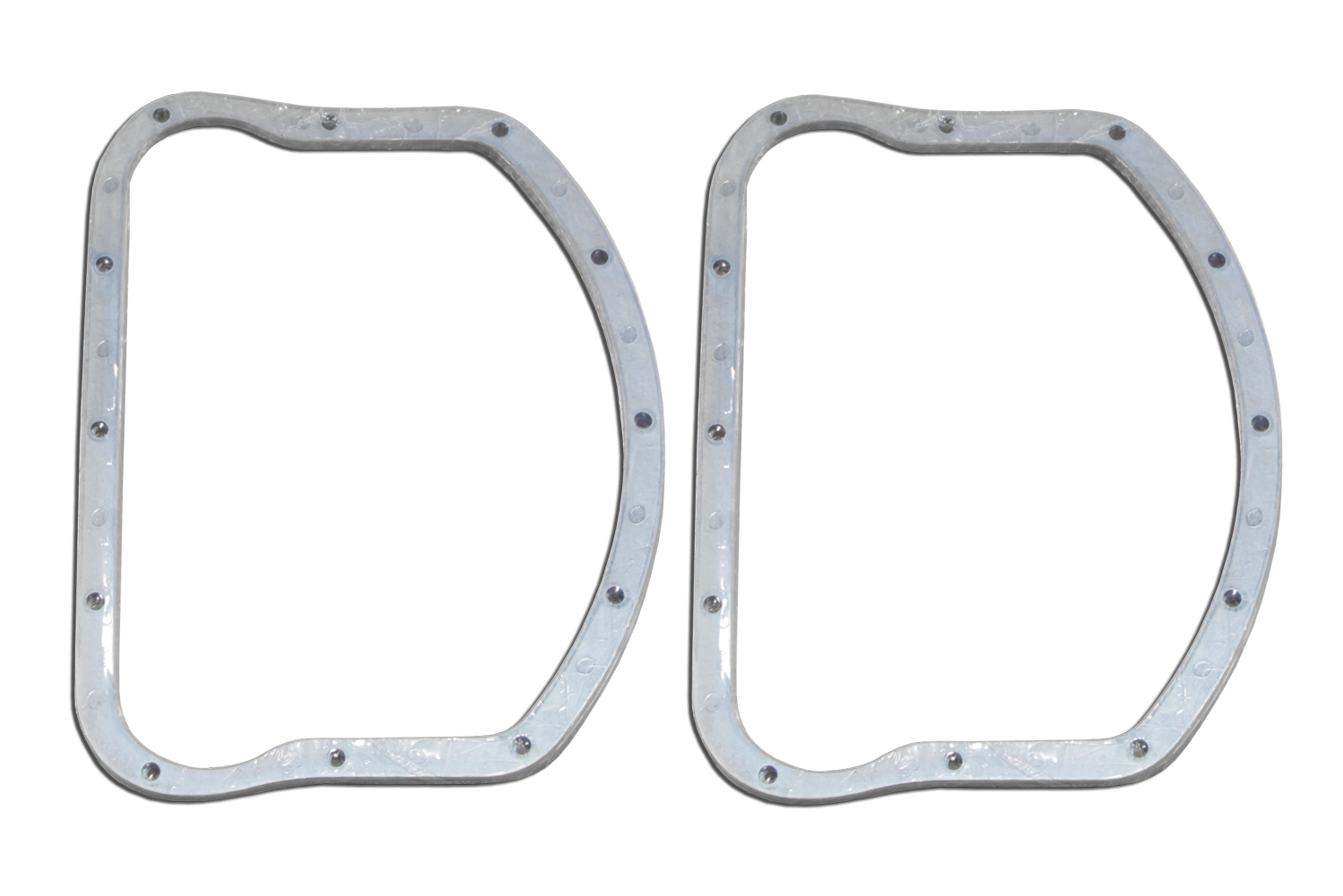 Panhead D-Ring Set Zinc