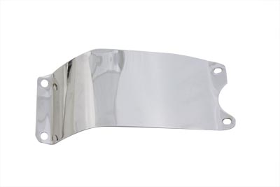 *UPDATE V-Twin Smooth Chrome Skid Plate