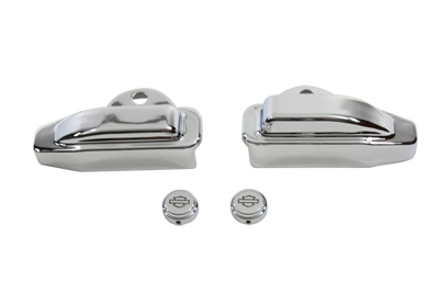 *UPDATE Rear Axle Cover Kit Chrome