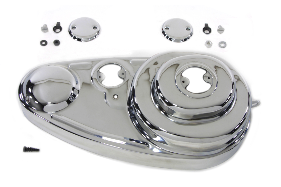 "Chrome 45"" Outer Primary Cover Kit"