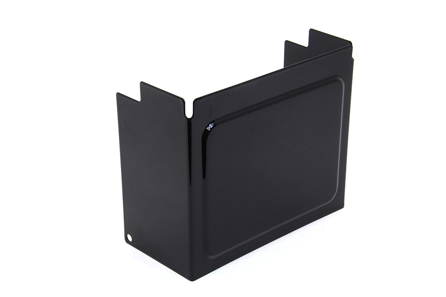 Battery Side Cover Black Embossed