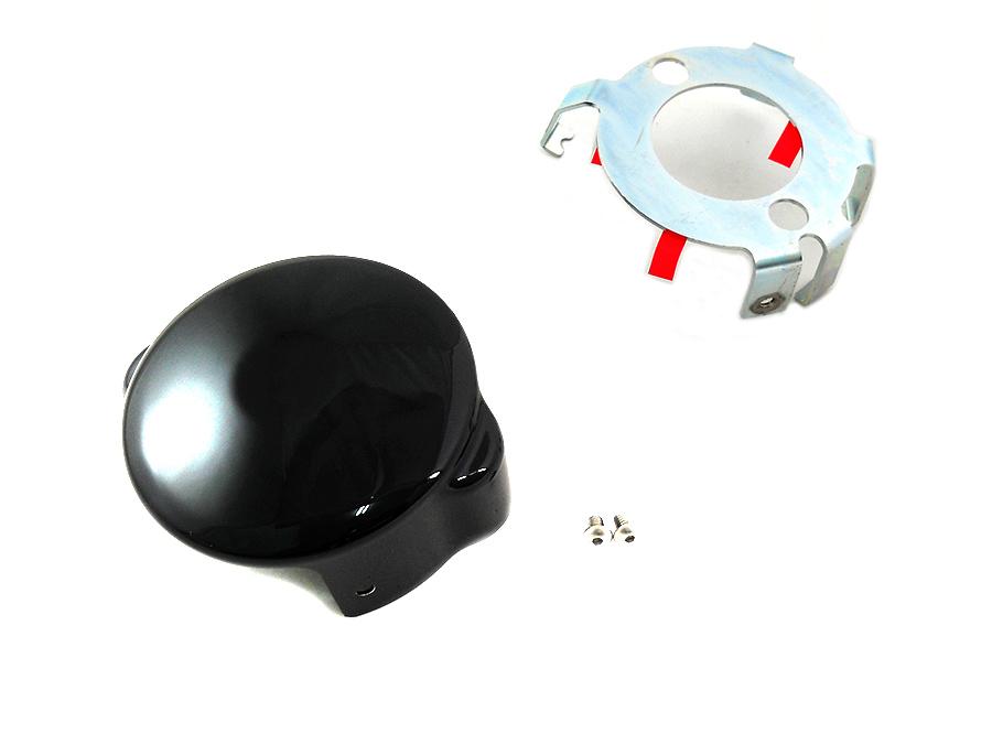 FLT Starter Motor End Cover Kit Black