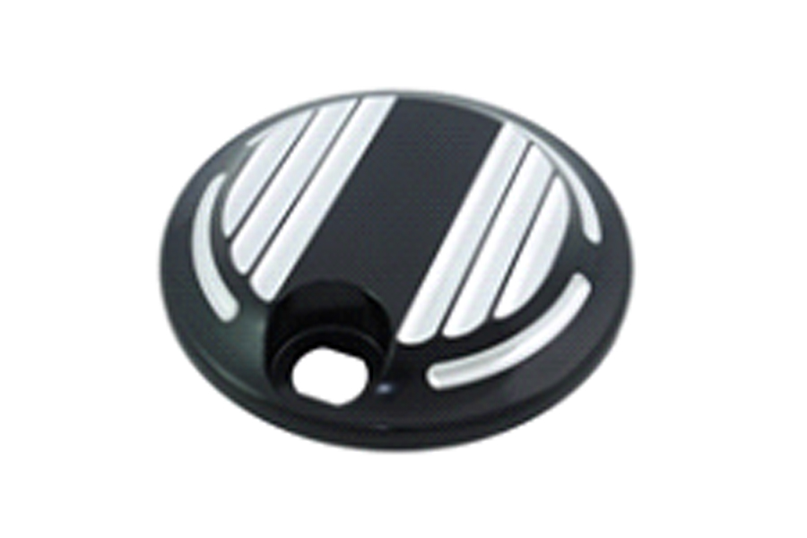 Fuel Tank Console Door Black