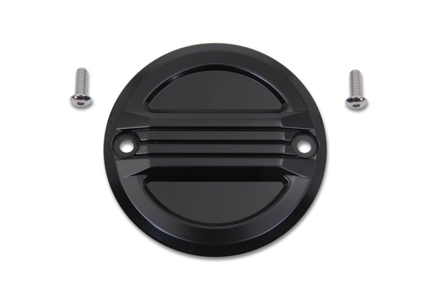 Black Air Flow Ignition System Cover