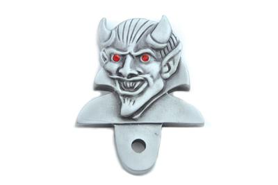 Devil License Plate Topper