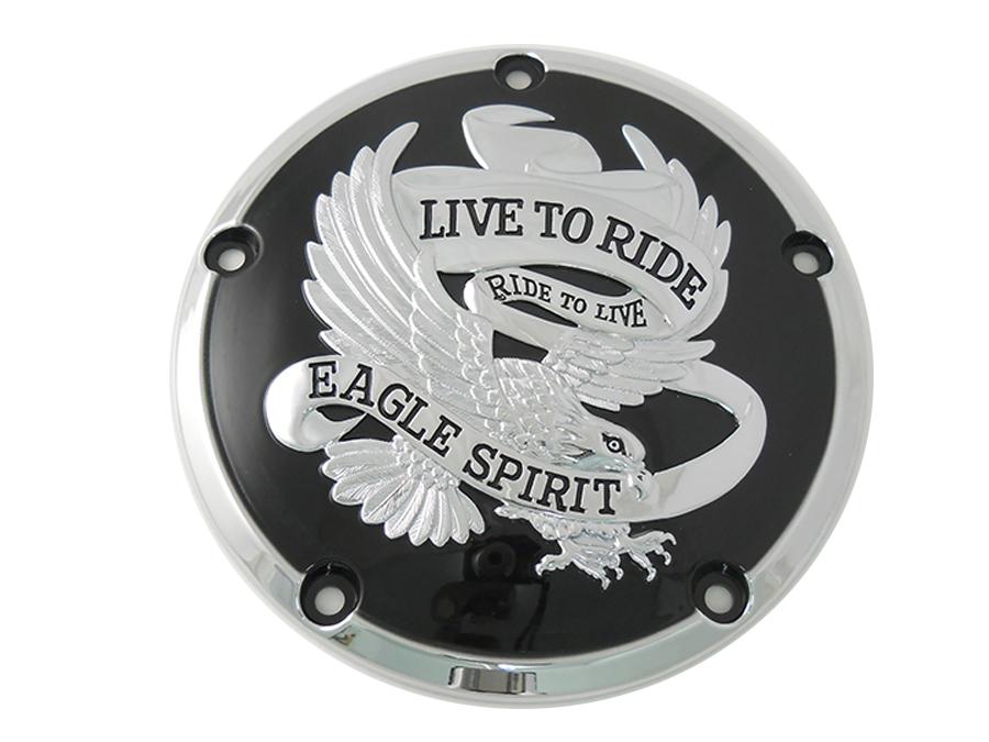 Eagle Spirit Derby Cover Black