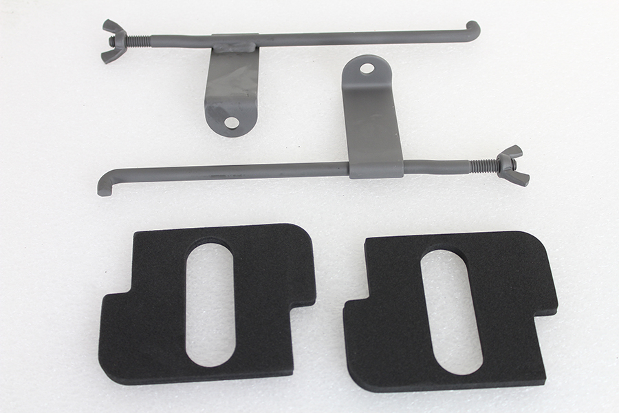 Battery Rod Set with Pads