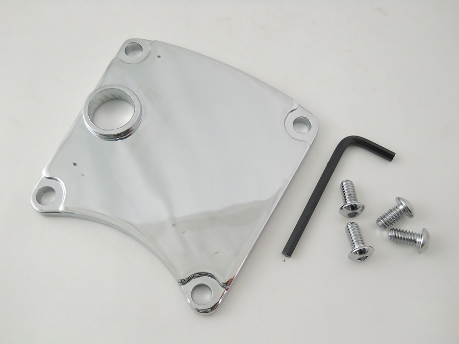 Chrome Primary Inspection Cover