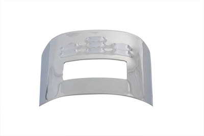 *UPDATE Chrome Tail Lamp Visor Louvered