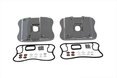 Chrome Top Rocker Box Cover