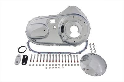 Chrome Outer Primary Cover Kit