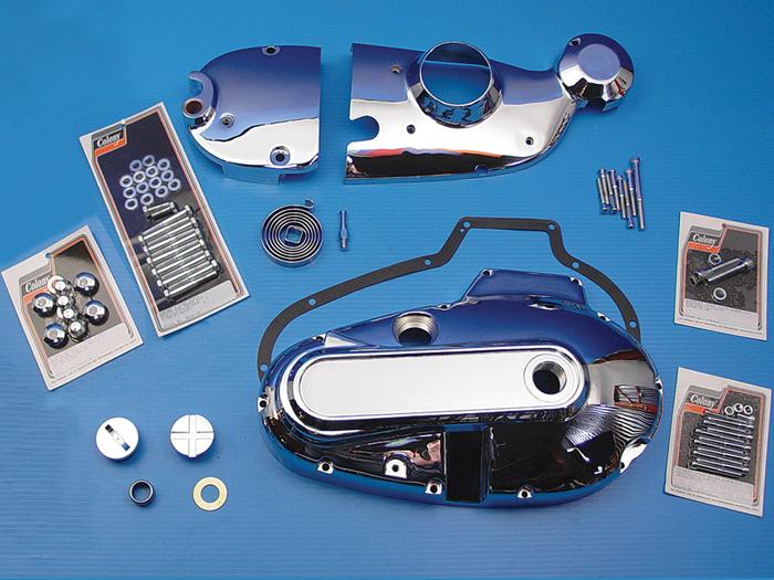 Chrome Engine Dress Up Kit