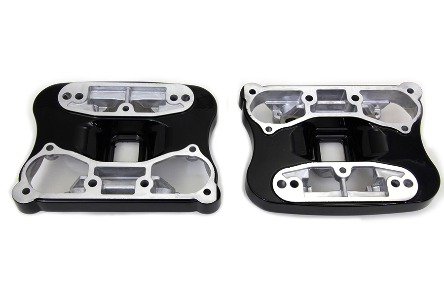 Gloss Black Rocker Box Lower Sprocket Housing