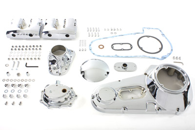 Chrome Engine Dress Up Kit