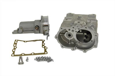4-Speed Transmission Case with Ratchet Top