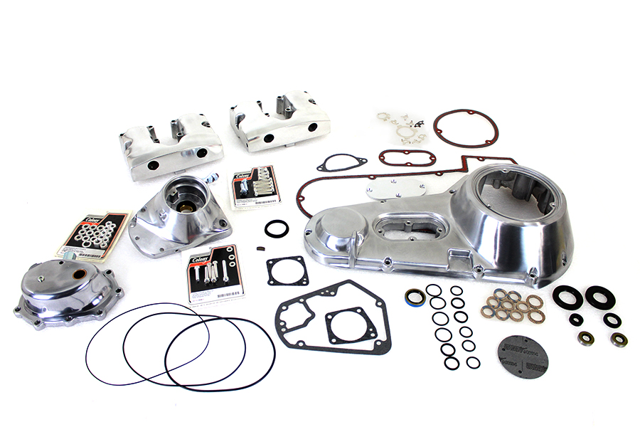 Polished Engine Dress Up Kit