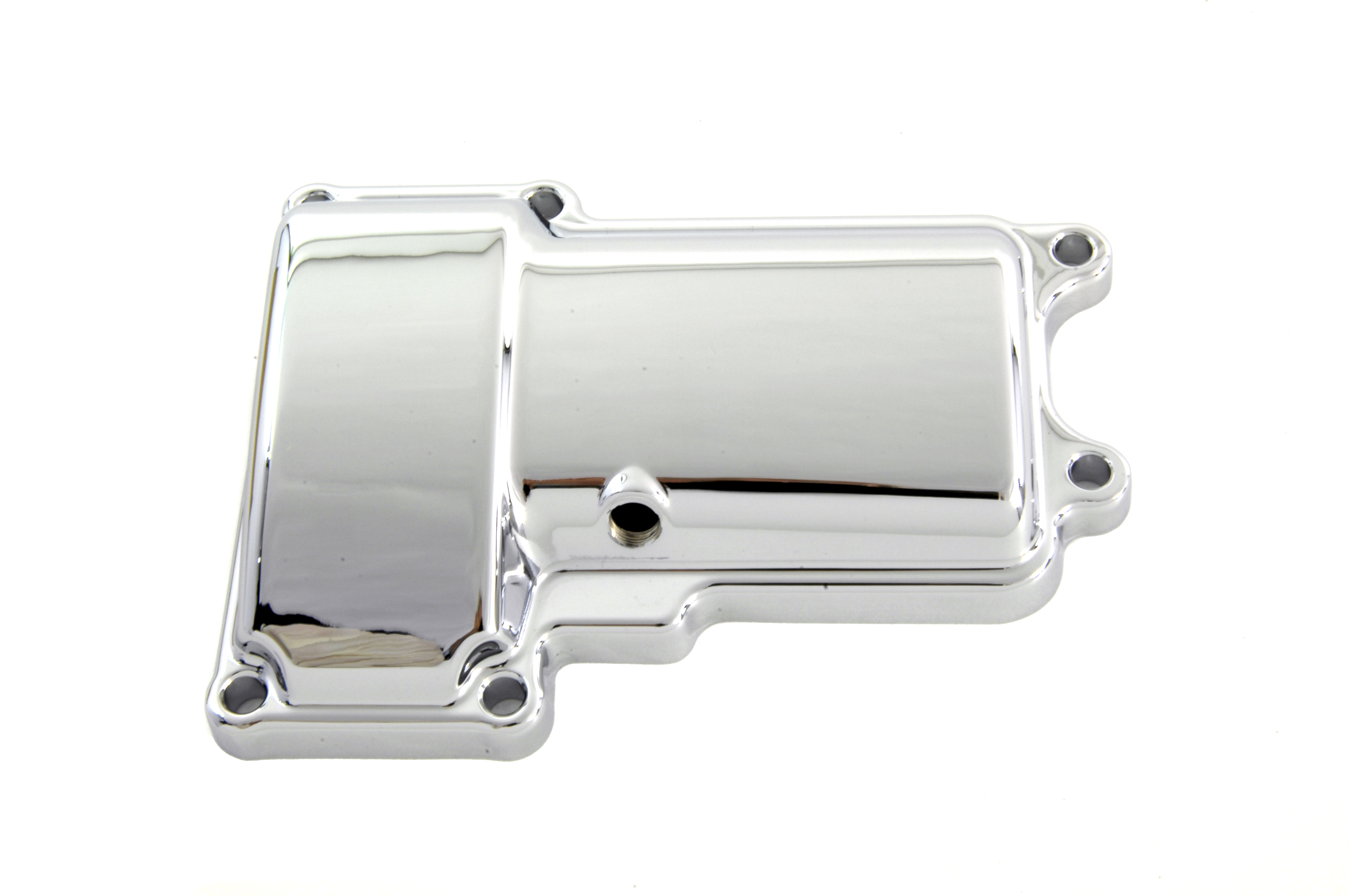 Transmission Top Cover Chrome