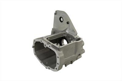5-Speed Transmission Case Silver