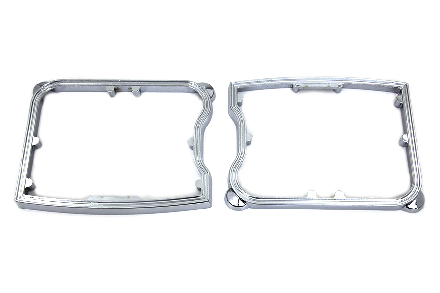 Rocker Box Cover D-Ring Chrome