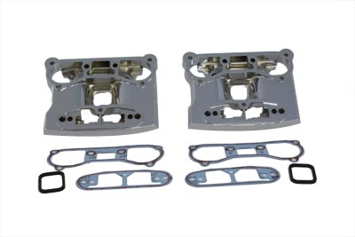 Lower Rocker Box Cover Chrome