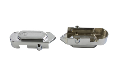 *UPDATE OE Rear Axle Cover Chrome Dome Style