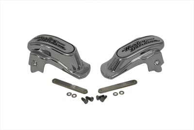 *UPDATE OE Rear Axle Cover Set Chrome Dome Style