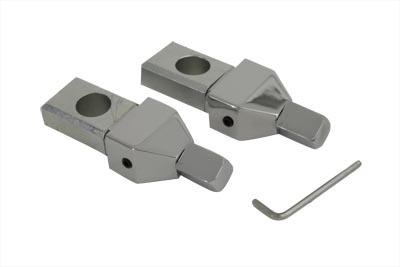 Chrome Axle Adjuster Kit