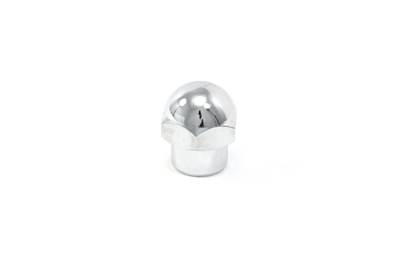 "Chrome Axle Shoulder Nut 5/8"" Outer Diameter"