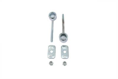 Zinc Rear Axle Adjuster Set