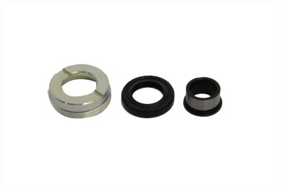 Zinc Wheel Hub Bearing Locknut Kit