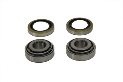 Rear Wheel Hub Bearing Race Seal Kit