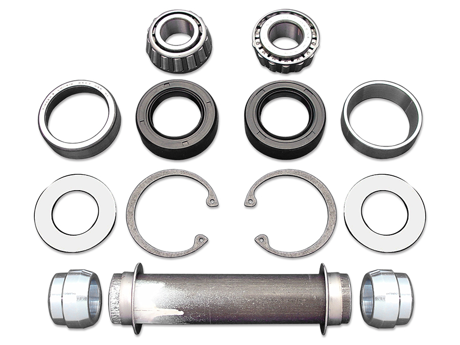 Rear Wheel Hub Bearing Rebuild Kit