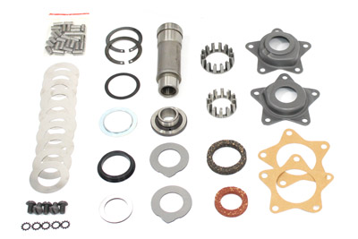 Replica Wheel Hub Bearing Kit Parkerized