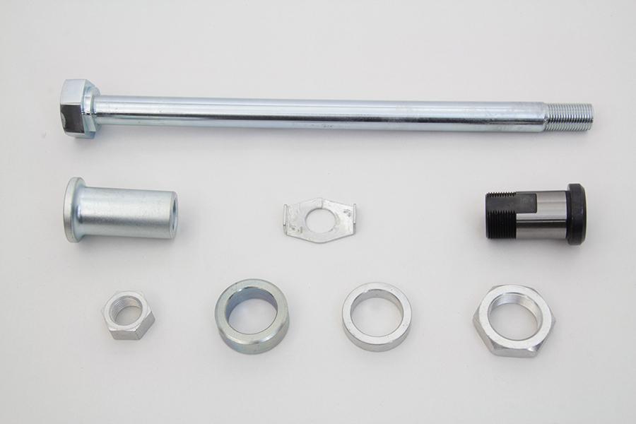 Rear Axle Kit Zinc