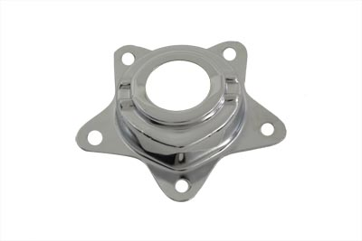 Chrome Wheel Hub Thrust Bearing Cover