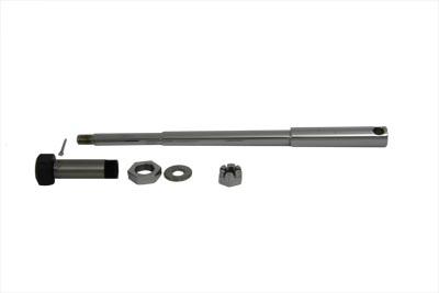 Front Axle Kit, Chrome