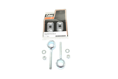 *UPDATE Zinc Rear Axle Adjuster Set