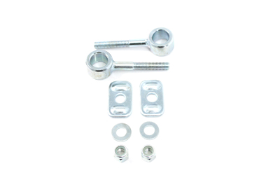 Rear Axle Adjuster Set Zinc