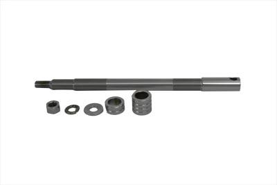 Chrome Front Axle Kit