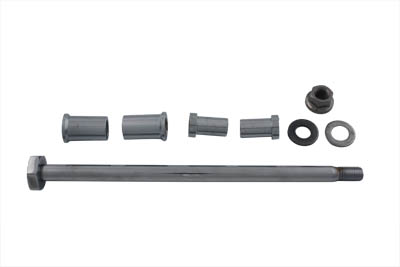 Swingarm Pivot Pin and Spacer Kit Chrome