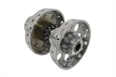 Chrome Rear Wheel Hub