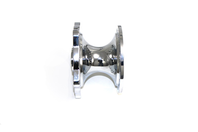 Chrome Front Wheel Hub Clover Style