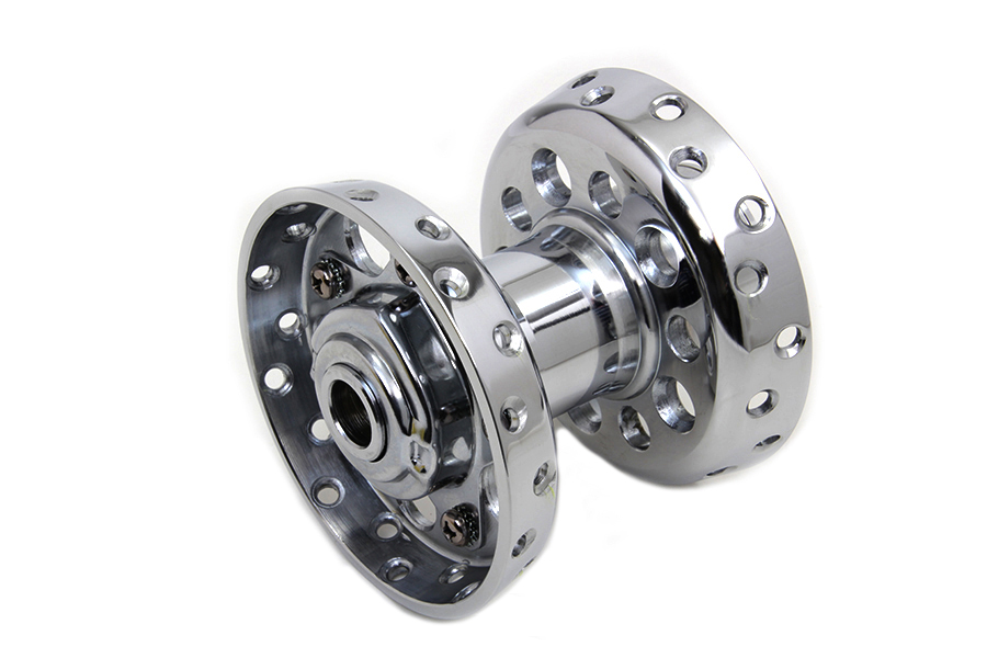 Chrome Timken Bearing Wheel Hub, Star Type