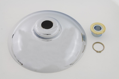 Chrome Hub Cap Kit