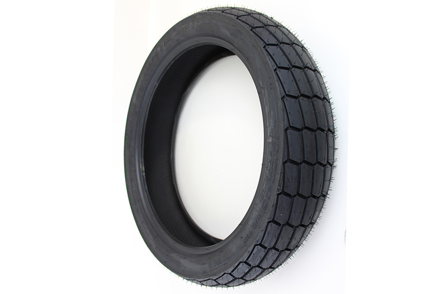 "Shinko SR268 140/80 x 19"" Rear Flat Track Tire Medium"